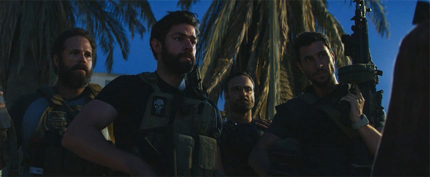 13 Hours: The Secret Soldiers of Benghazi Photo 2 - Large