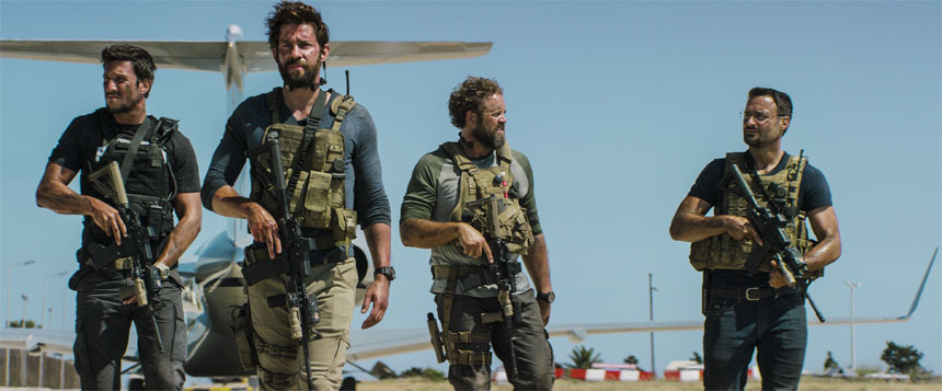 13 Hours: The Secret Soldiers of Benghazi Photo 11 - Large