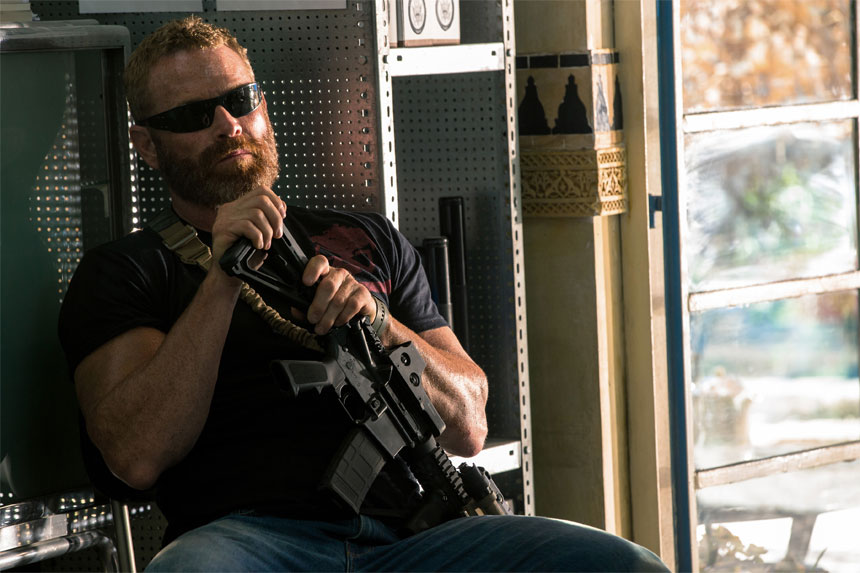 13 Hours: The Secret Soldiers of Benghazi Photo 29 - Large