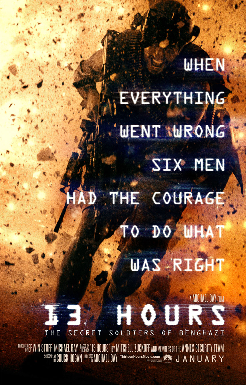 13 Hours: The Secret Soldiers of Benghazi Photo 38 - Large