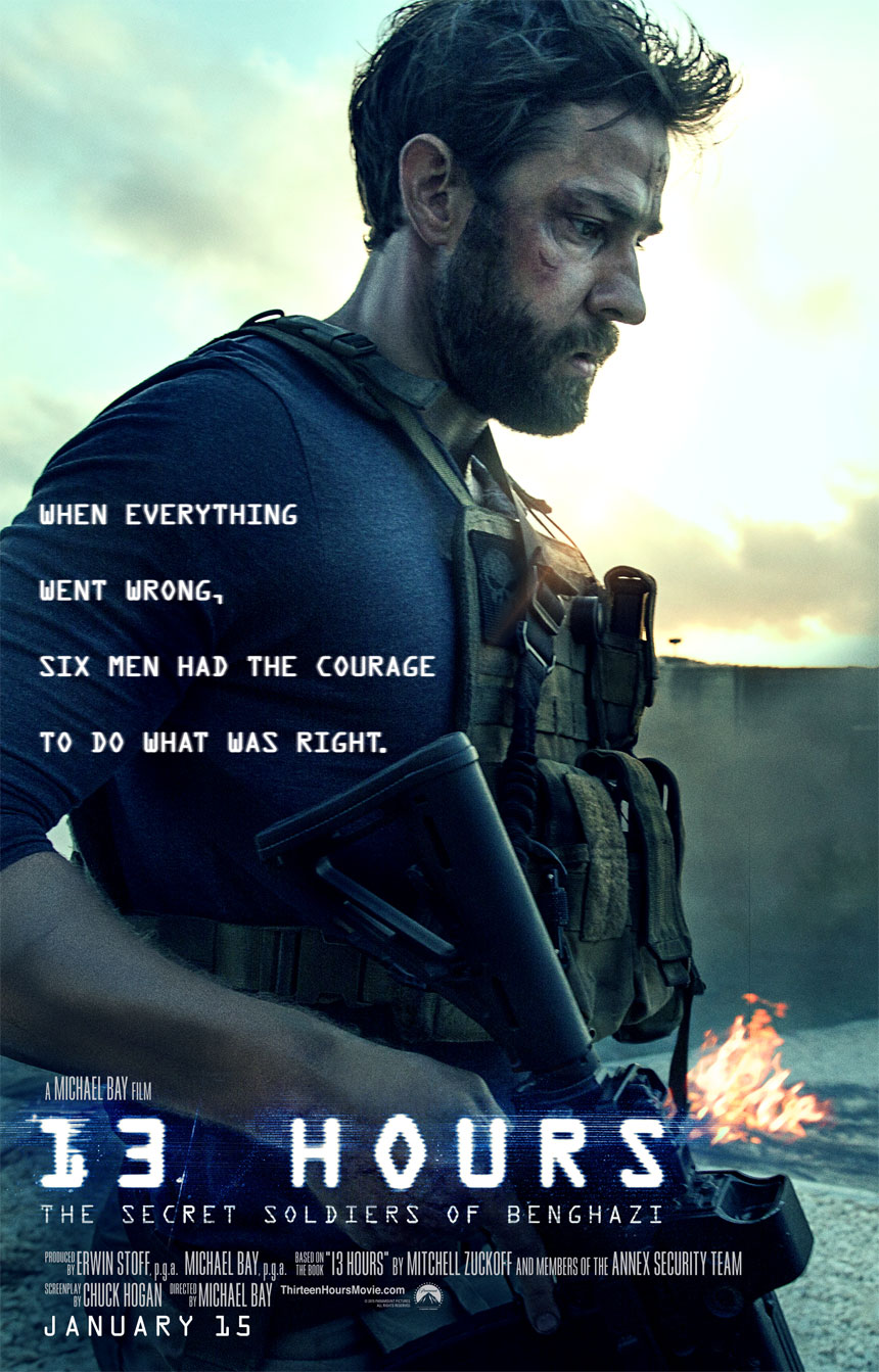 13 Hours: The Secret Soldiers of Benghazi Photo 40 - Large