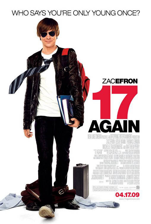 17 Again Large Poster