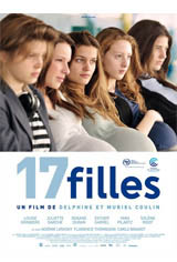 17 Girls Movie Poster
