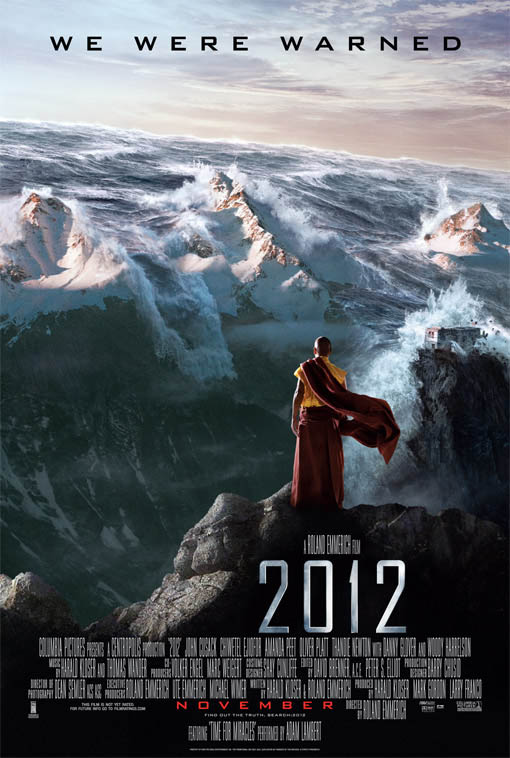2012 Large Poster