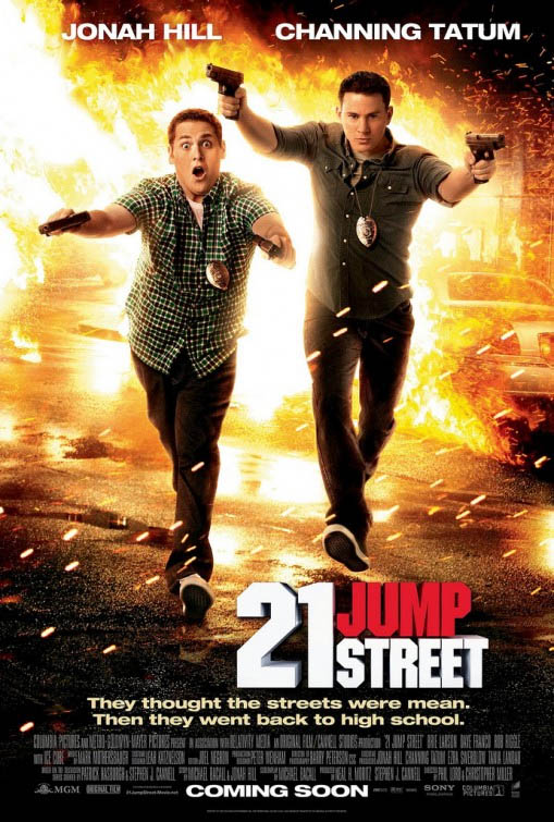 21 jump street cast and actor biographies - 21 jump street box office ...