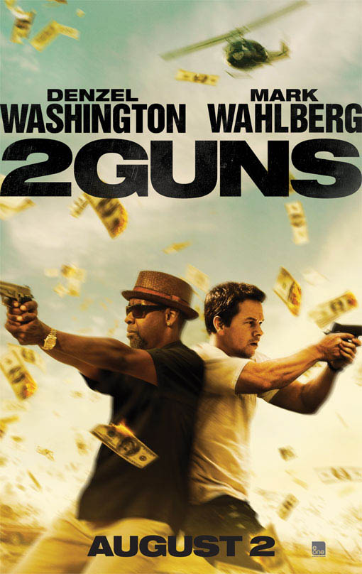 2 Guns Large Poster