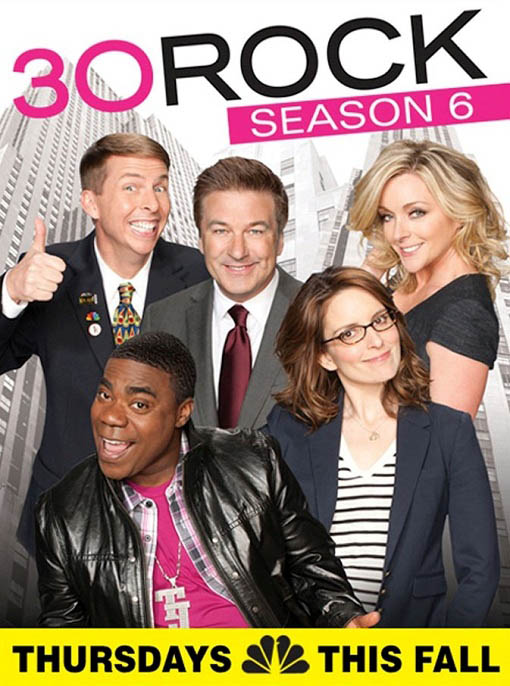 30 Rock: Season 6 Large Poster