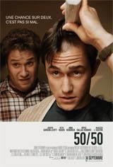 50/50 (v.f.) Movie Poster
