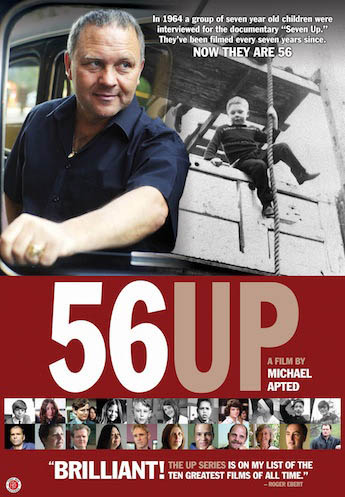 56 Up Large Poster