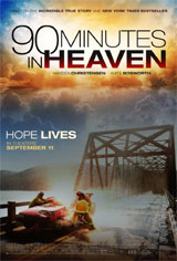 90 Minutes in Heaven Movie Poster