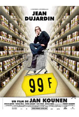 99 Francs Movie Poster