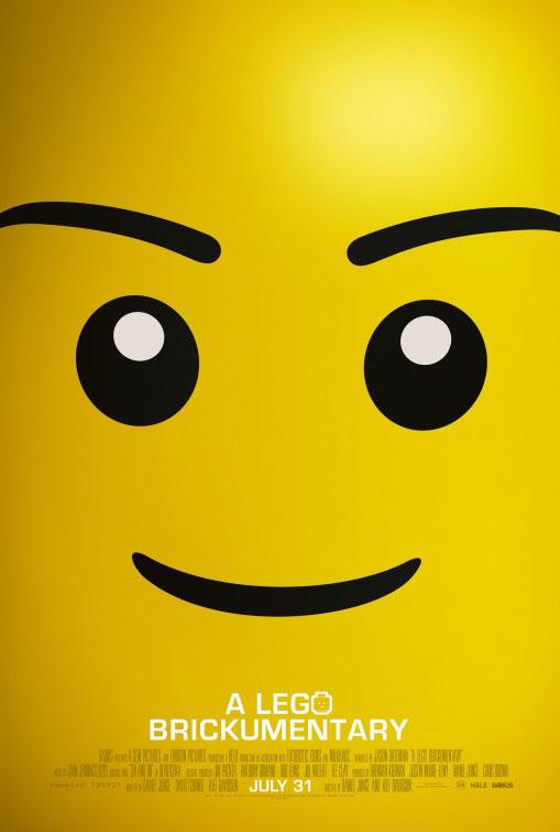A LEGO Brickumentary Large Poster