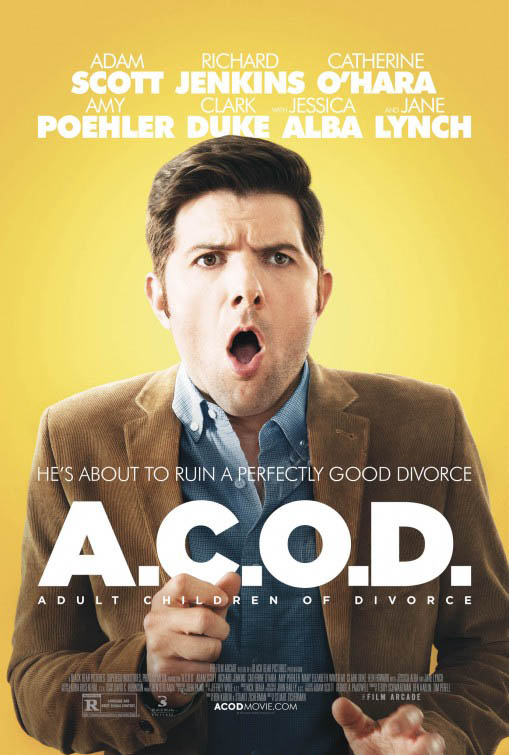 A.C.O.D. Large Poster
