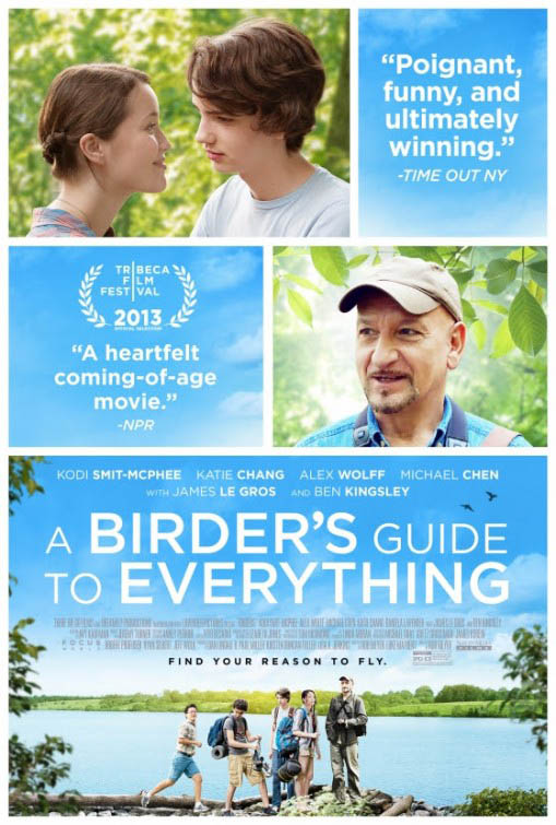 A Birder's Guide to Everything Large Poster