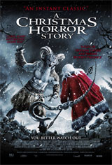 A Christmas Horror Story Movie Poster