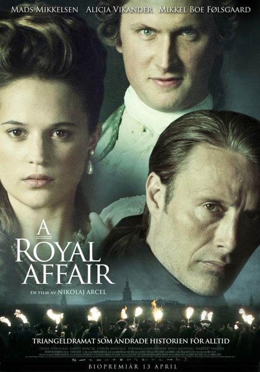 A Royal Affair Large Poster