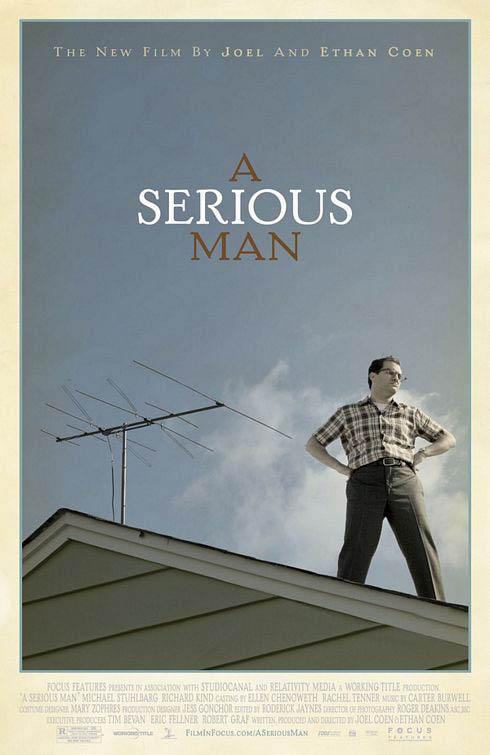 A Serious Man Large Poster