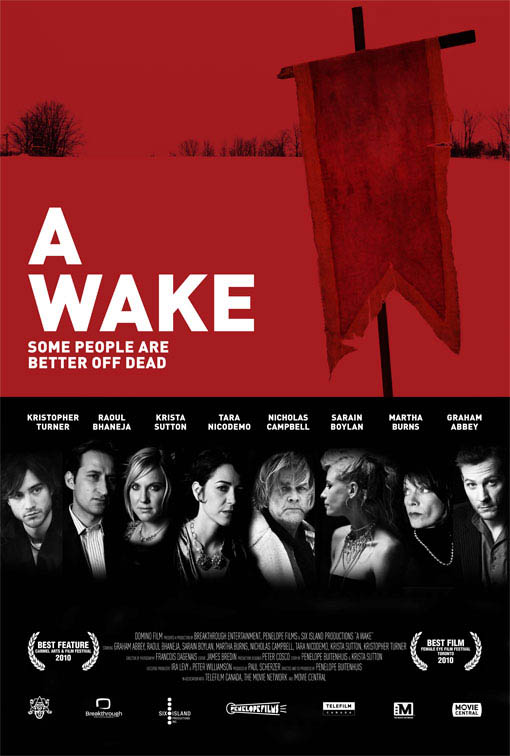 A Wake Large Poster