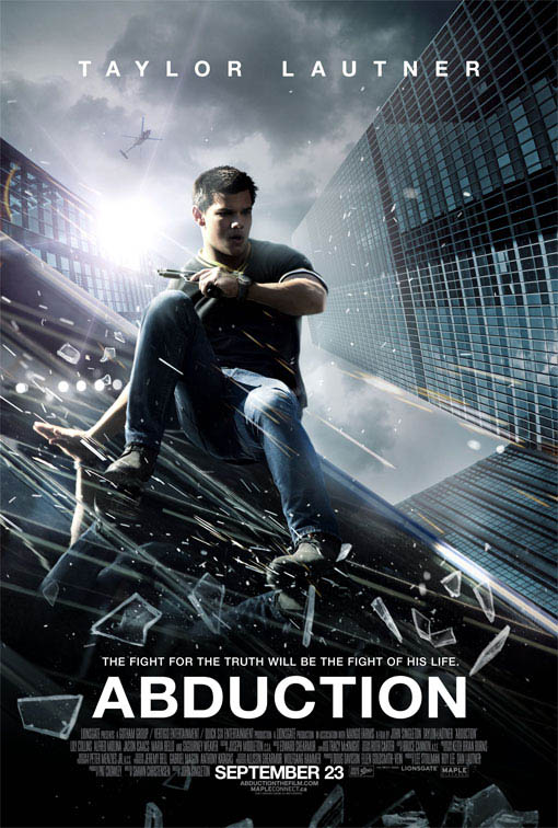 Abduction Large Poster