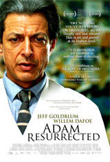 Adam Resurrected Movie Poster