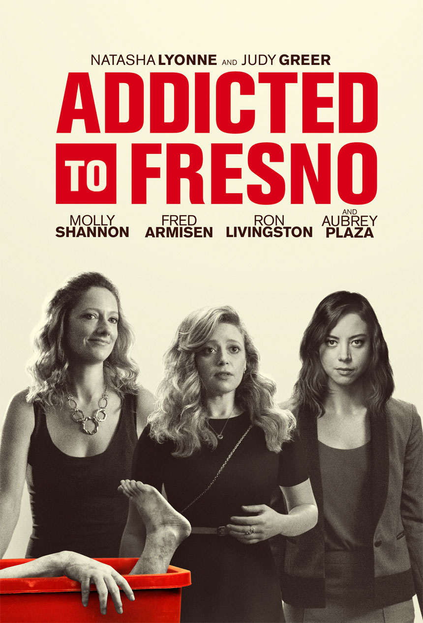 Addicted to Fresno Large Poster