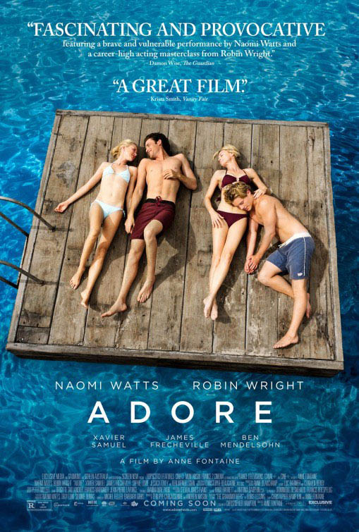 Adore Large Poster