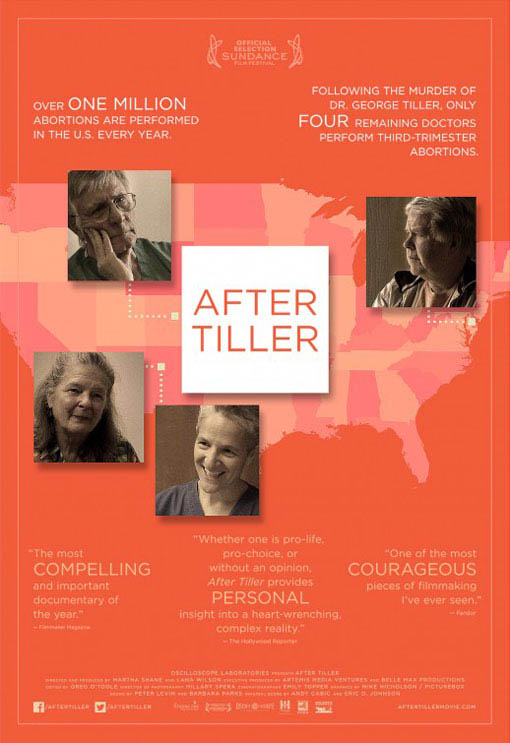 After Tiller Large Poster