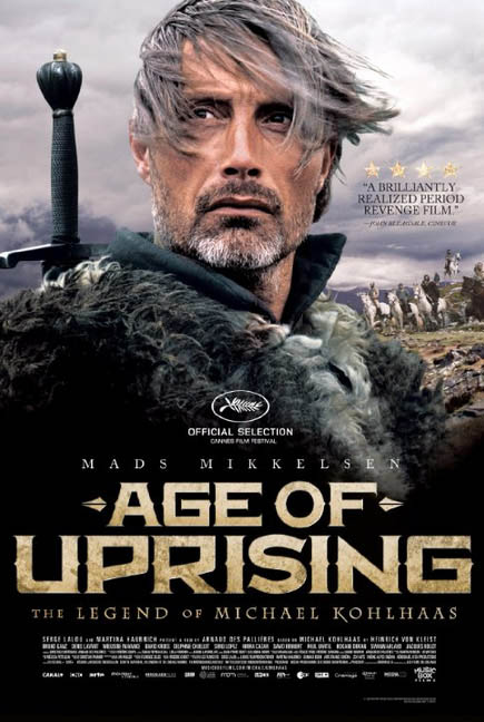 Age of Uprising: The Legend of Michael Kohlhaas Large Poster