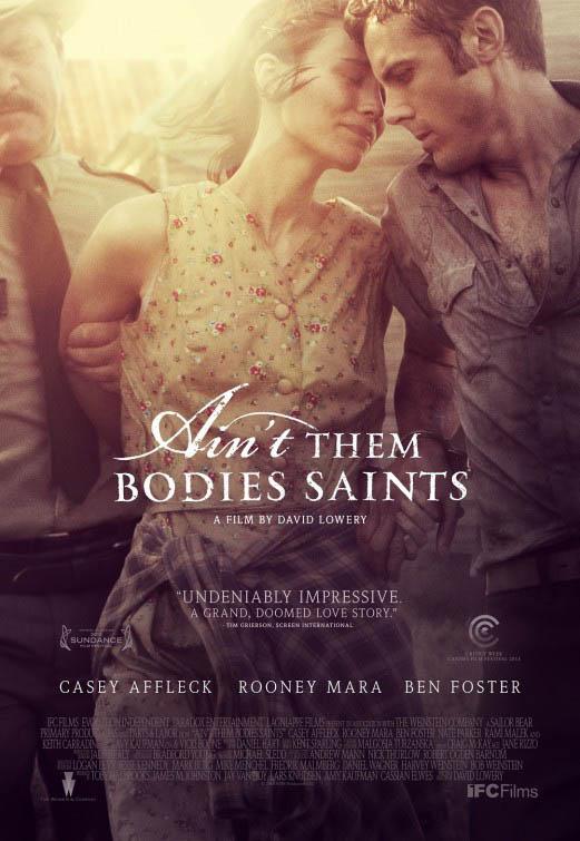 Ain't Them Bodies Saints Large Poster
