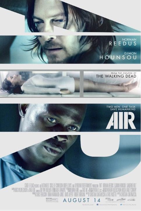 Air Large Poster