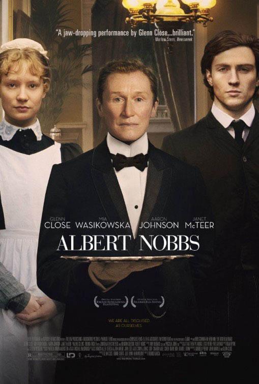 Albert Nobbs Large Poster