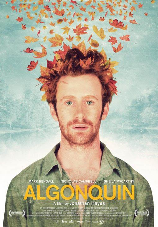 Algonquin Large Poster