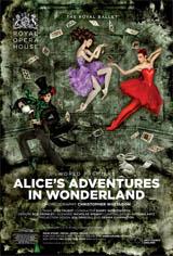 Alice's Adventures in Wonderland - The Royal Ballet Movie Poster