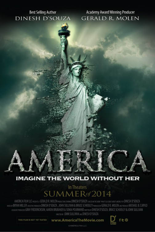 America: Imagine the World Without Her Large Poster