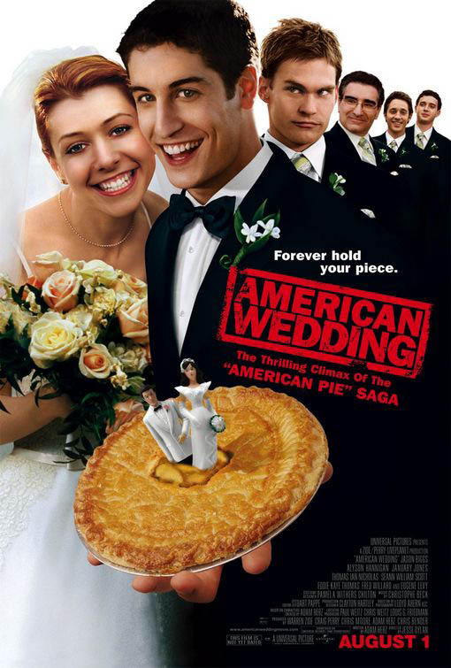 American Wedding Large Poster