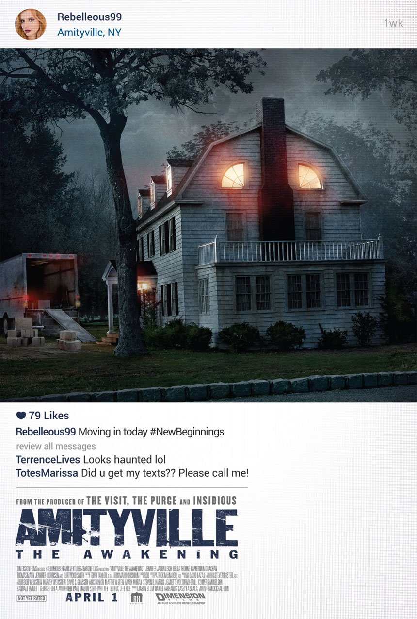 Amityville: The Awakening Large Poster