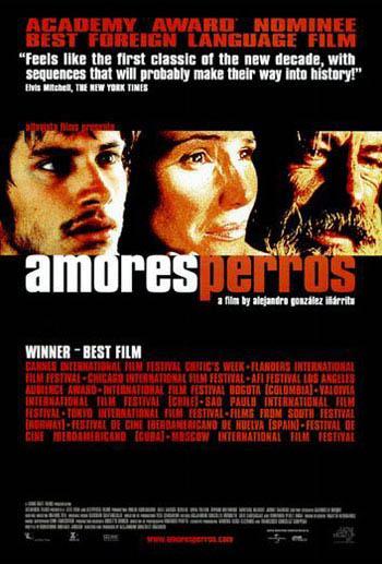 amores perros movie. Amores Perros (350X517)