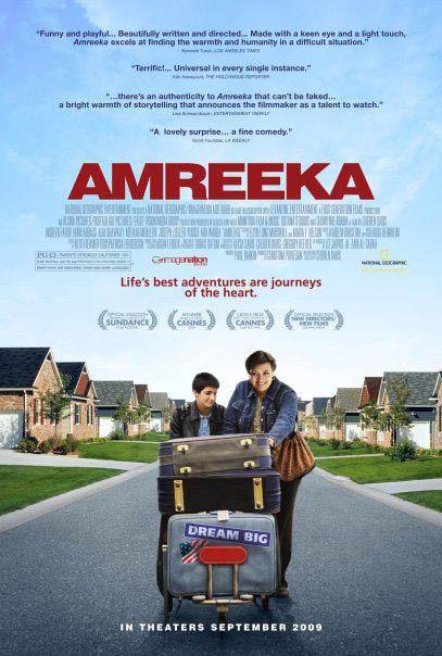 Amreeka Large Poster