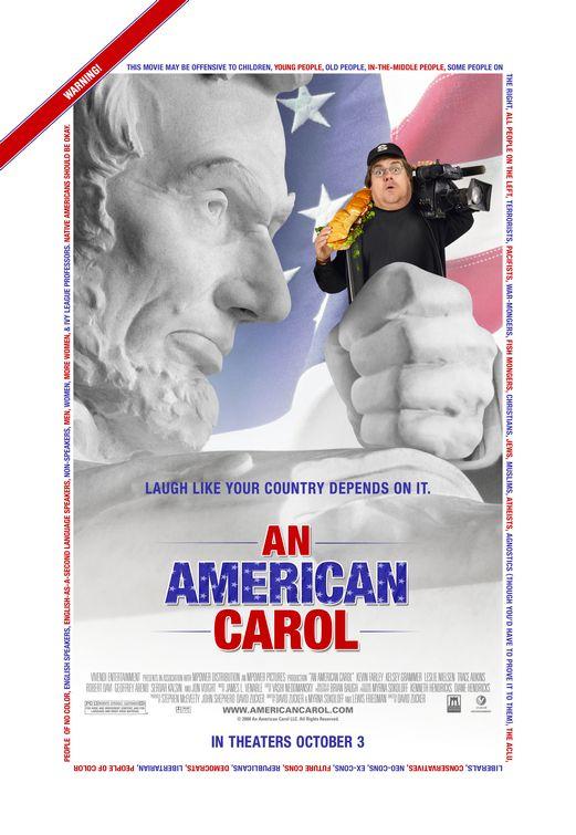 An American Carol Large Poster
