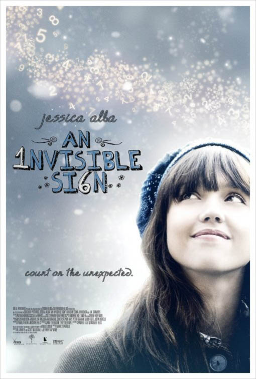 An Invisible Sign Large Poster
