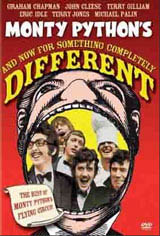 Monty Python's And Now For Something Completely Different Movie Poster