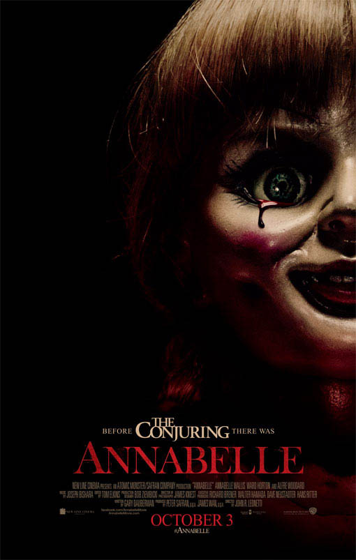 Annabelle Large Poster