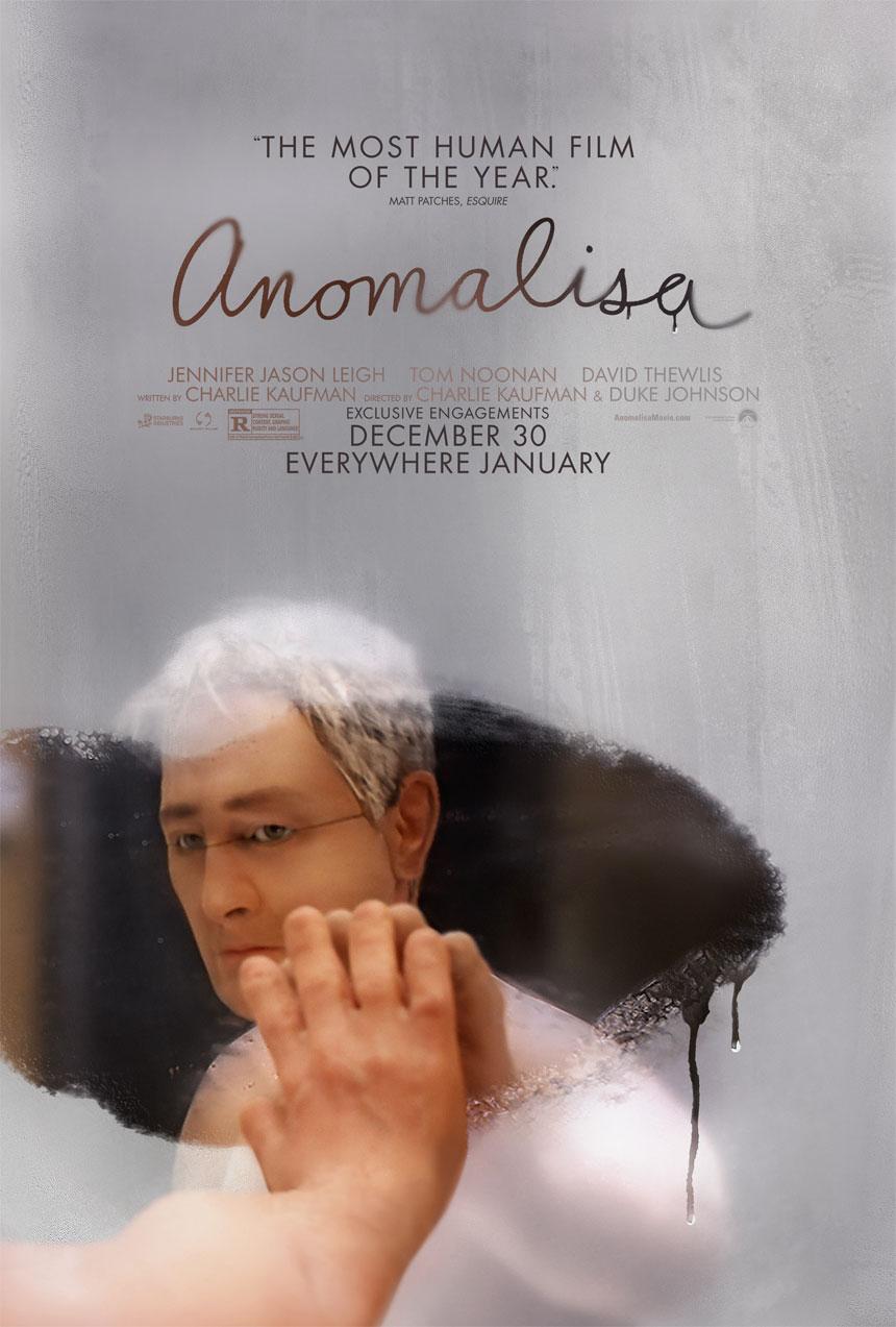 Anomalisa Large Poster
