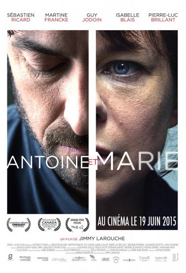 Antoine and Marie Large Poster