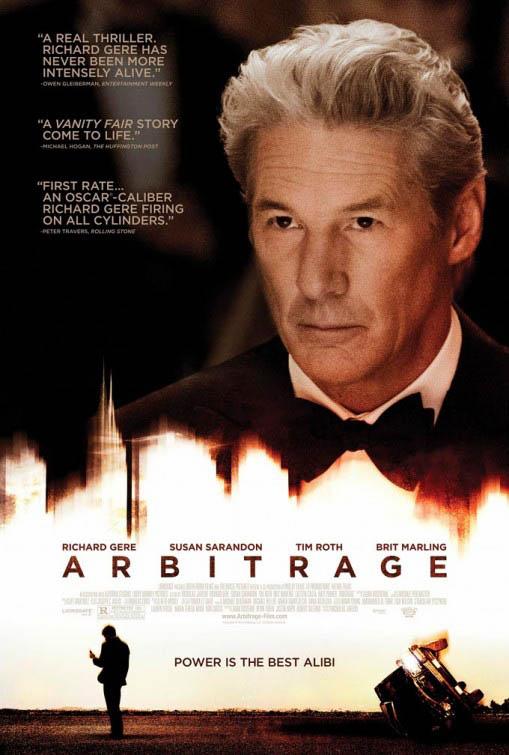 Arbitrage Large Poster