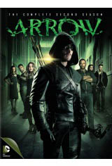 Arrow: The Complete Second Season Movie Poster