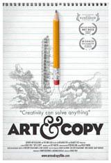 Art & Copy Movie Poster