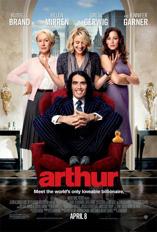 Arthur Large Poster