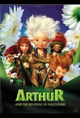 Arthur and the Revenge of Maltazard Movie Poster