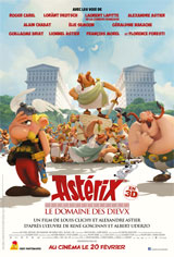 Astérix: The Mansions of the Gods Movie Poster